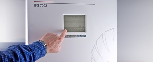 Centrala de alarma incendiu interactiva IFS 7002