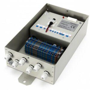 Detectori triboelectrici